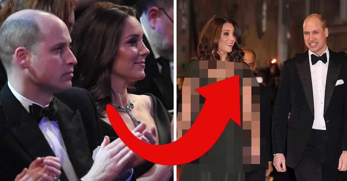 Raseriet mot gravida Kate Middleton – efter nya bilderna