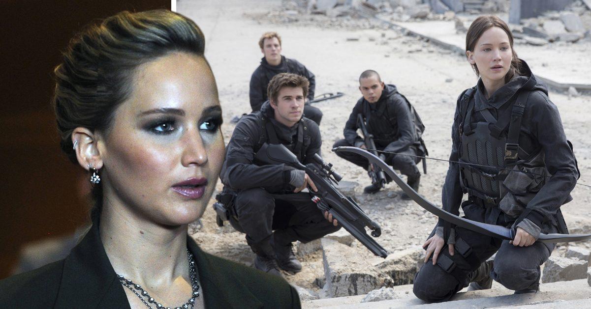 Chocken – Oscarsprisade Jennifer Lawrence slutar som skådis