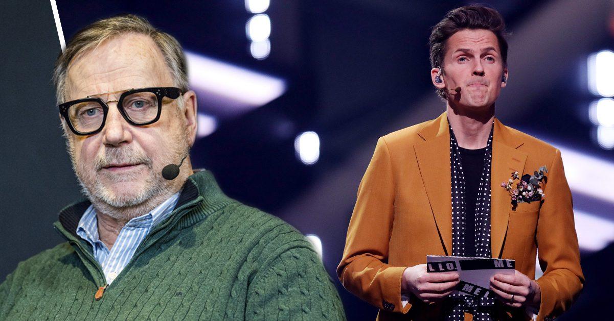 Sven Melanders vassa kritik mot SVT: