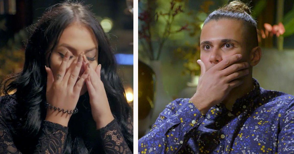 Josefine stormar ut i tårar efter TV3-profilens ord: