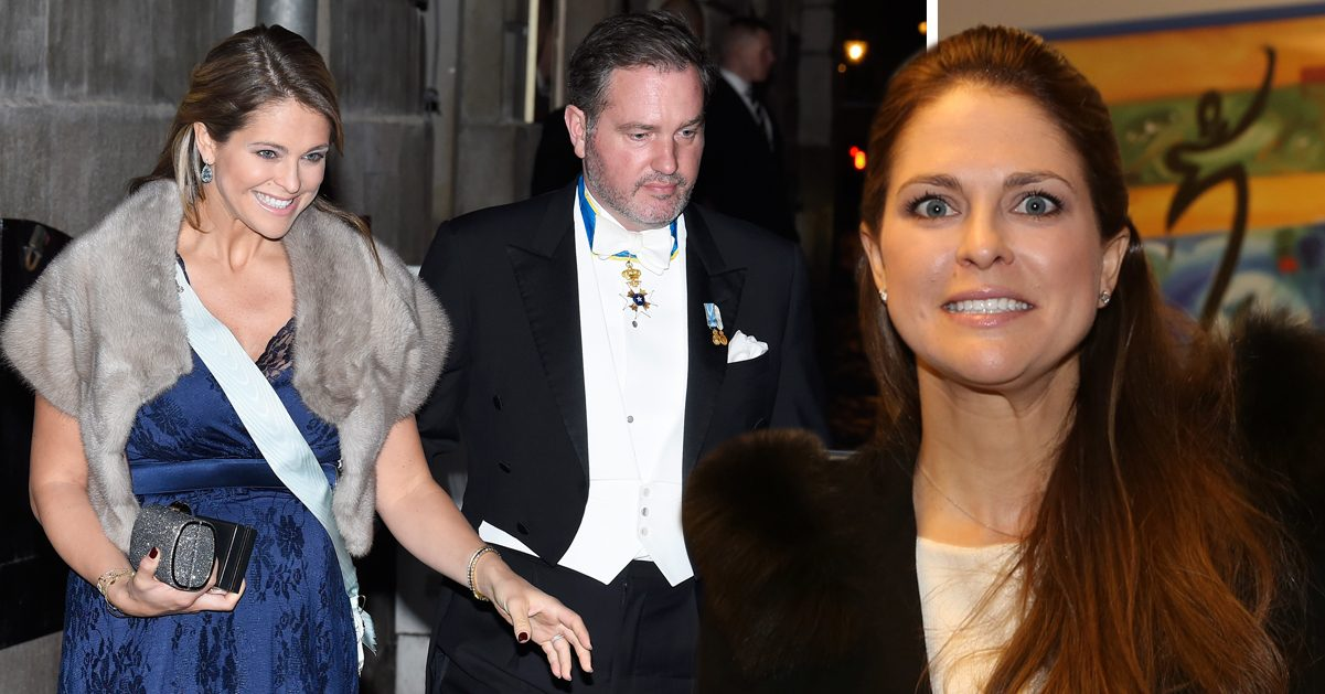 Så mycket betalar Madeleine för sin förlossning – tar ur egen ficka