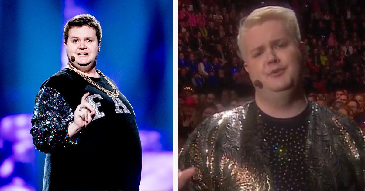 SVT:s krav på Fab Freddie – därför tvingades han ändra sitt utseende: