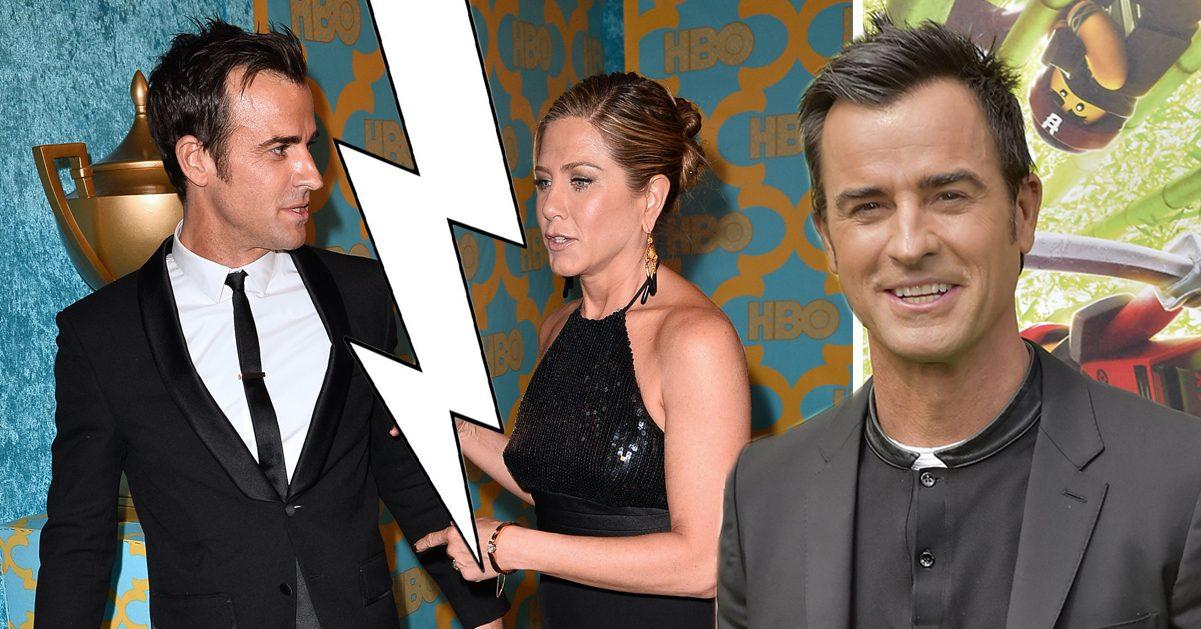 Justin Theroux bryter tystnaden om nya kärleken efter skilsmässan från Aniston
