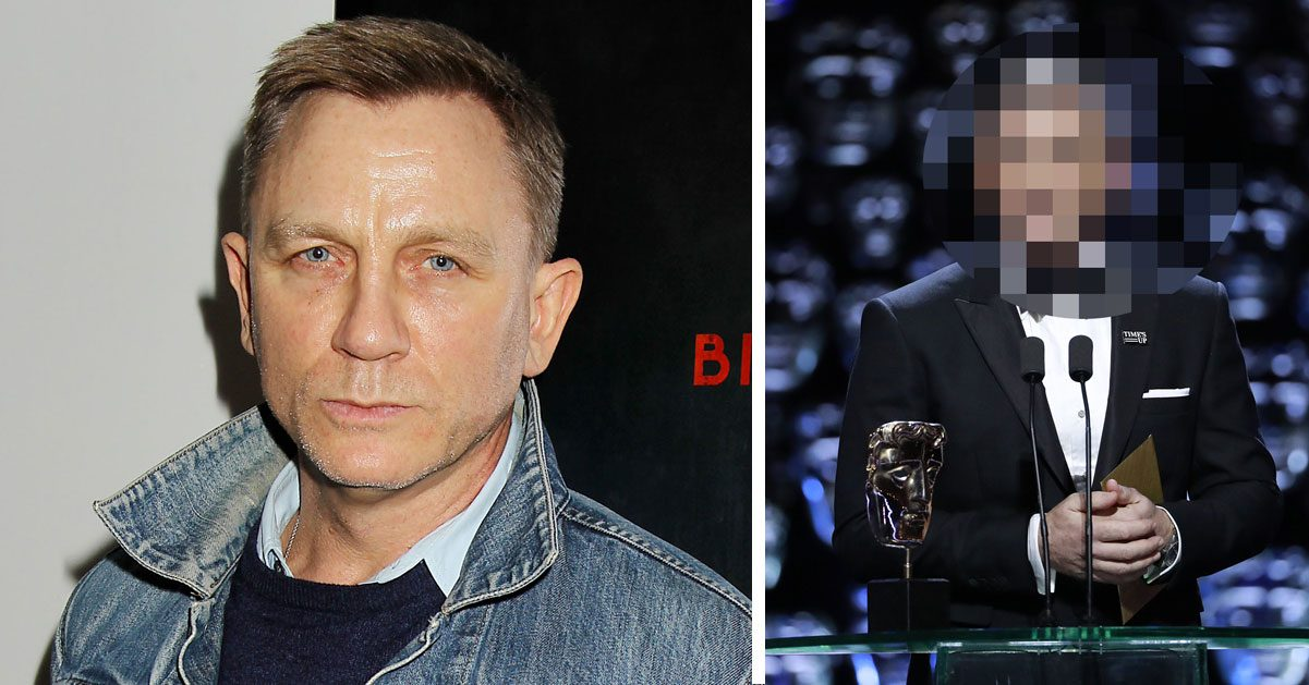 Daniel Craigs förvandling på galan fick alla att tappa hakan: