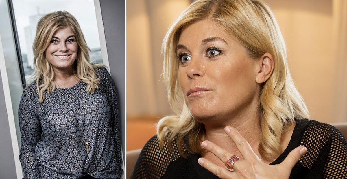 Pernilla Wahlgrens pinsamma lögn – när hon köpte sexleksaken: