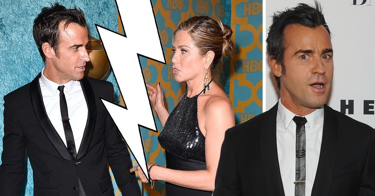 Justin Therouxs elaka hämnd mot Aniston – berättar allt i bok