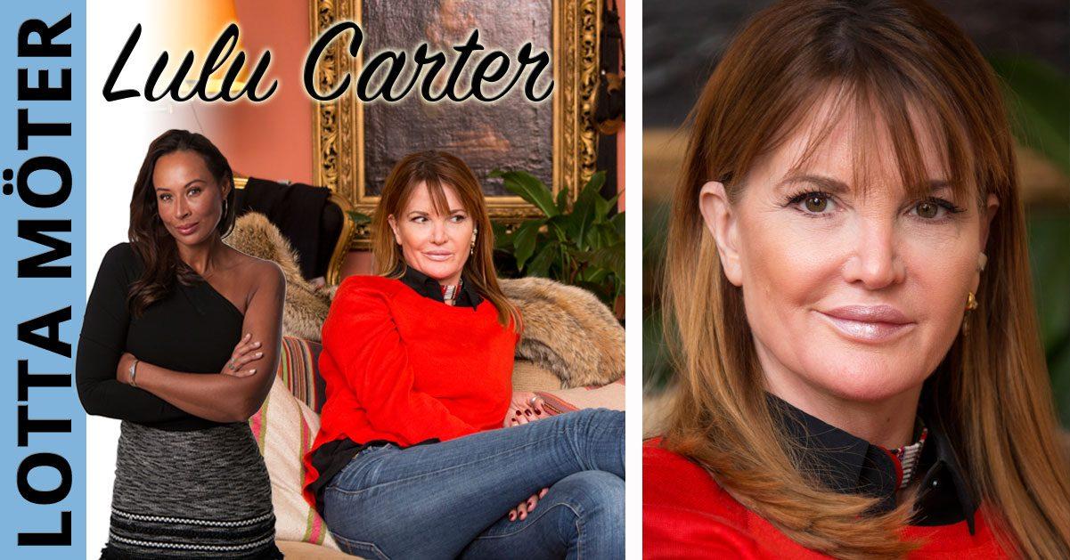 Lulu Carter om händelserna på TV4: Därför fick jag sparken