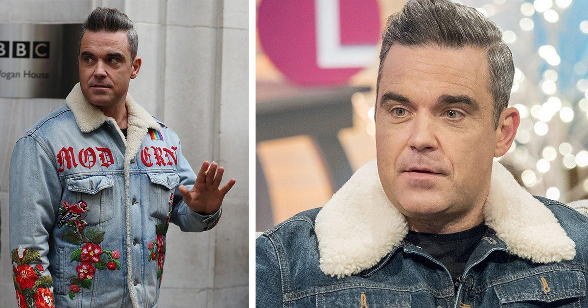 """Robbie Williams om sin psykiska sjukdom: """"Den vill döda mig"""""""