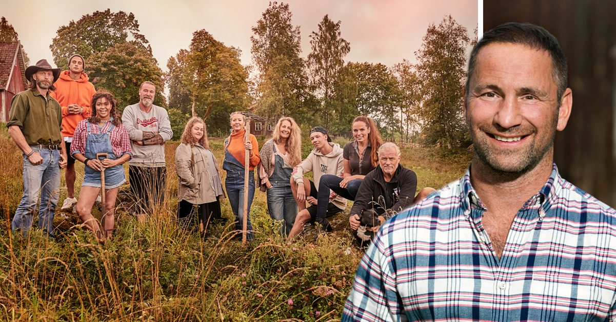 TV4 avslöjar: Här är alla deltagarna i nya