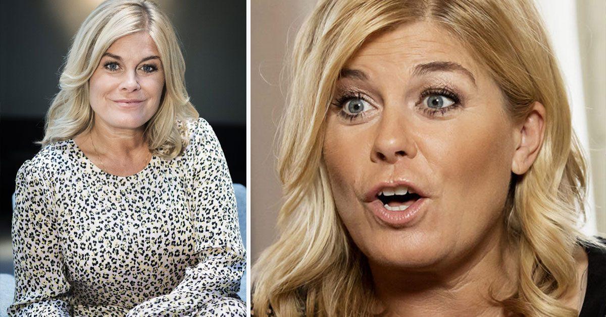 """Följarnas ilska mot Pernilla Wahlgren efter inlägget: """"Klankar ner på vanliga människor"""""""