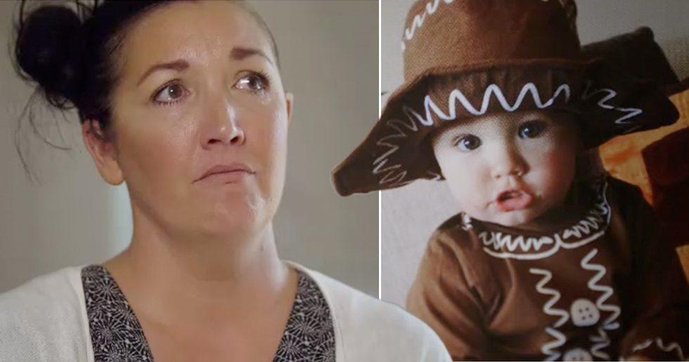 Tristan, 3, dog framför mamma Sophies ögon: