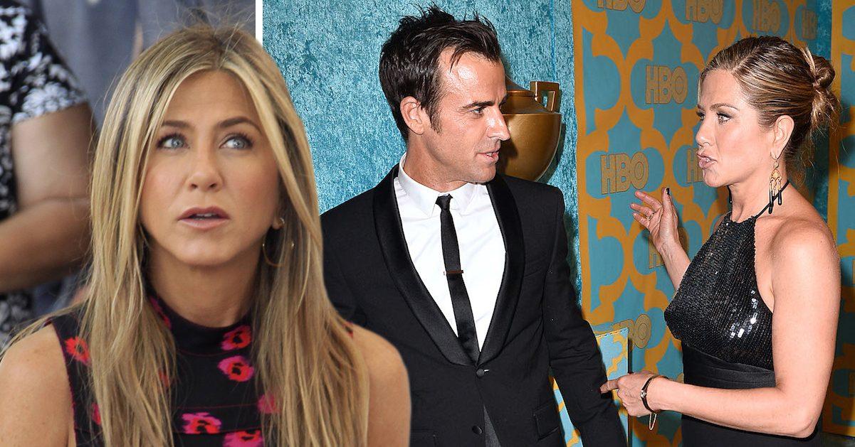 Därför köper Aniston exets tystnad efter skilsmässan: