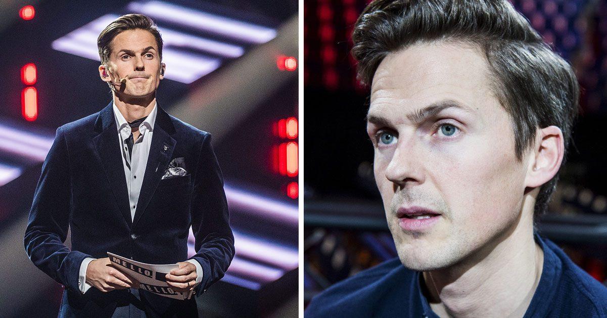 SVT:s hårda krav efter upptäckten: Klipp bort inslaget med David Lindgren
