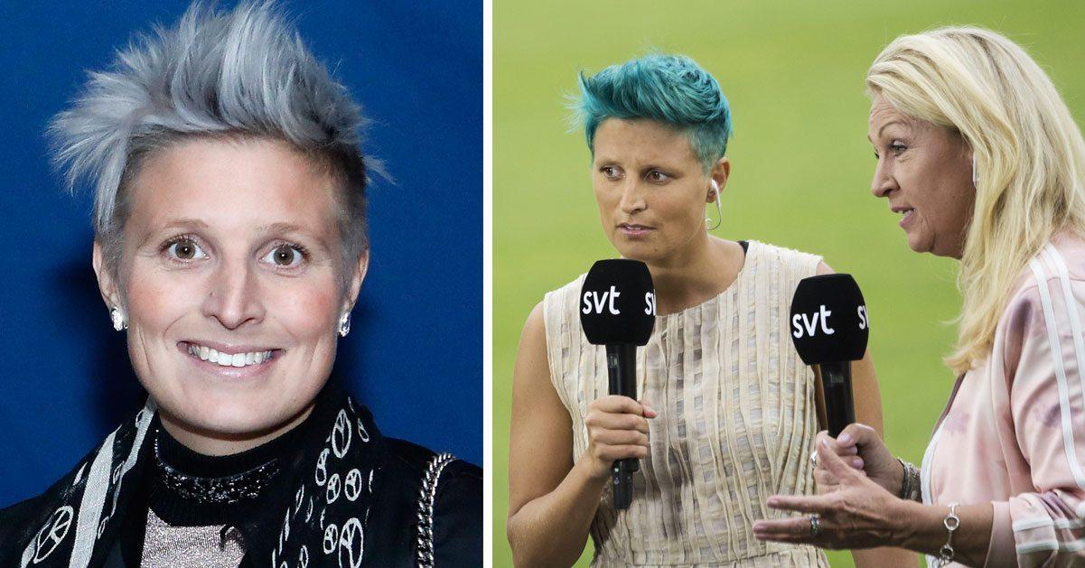 SVT-profilens barn dog – nu berättar hon om sorgen: