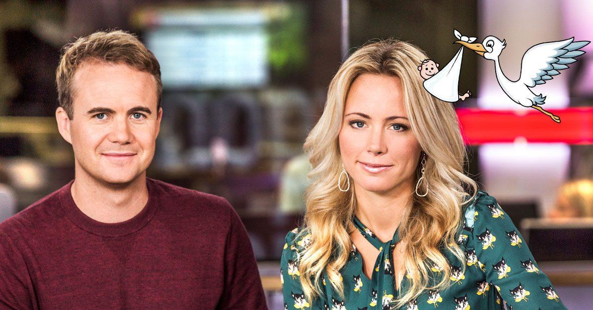 SVT-profilens bebislycka – försvinner nu från programmet: