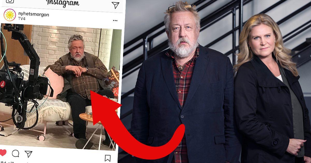 Skrällbeskedet: Leif GW Perssons känga till SVT – därför går han över till TV4