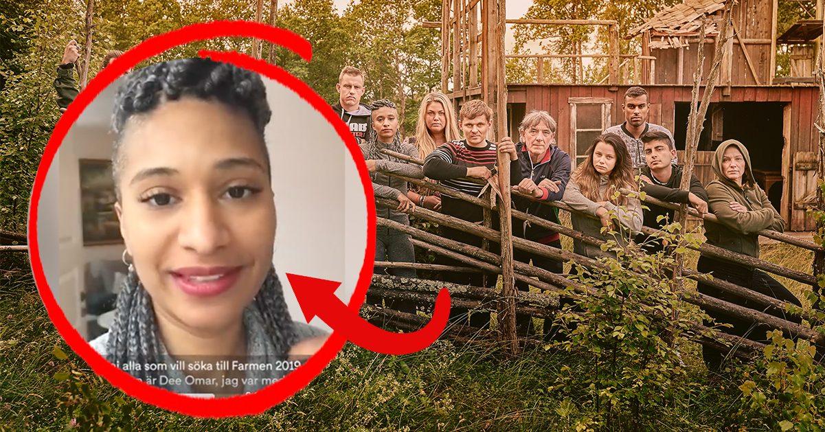 Efter mobbningen i Farmen – Dee pratar ut om sin medverkan