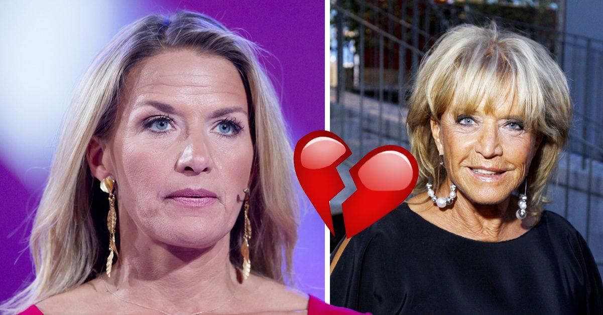 """Kristin Kaspersens hjärtskärande ord om Lill-Babs: """"Saknaden bränner"""""""