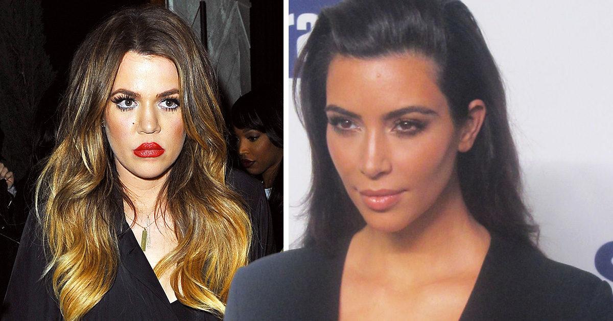 Kim kardashian visar rumpan igen
