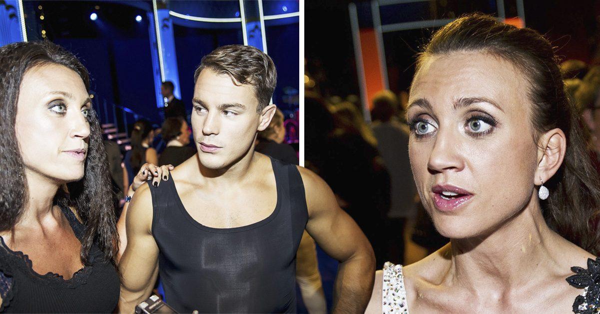 Efter kritiken – Camilla Läckberg försvarar Simon Sköld:
