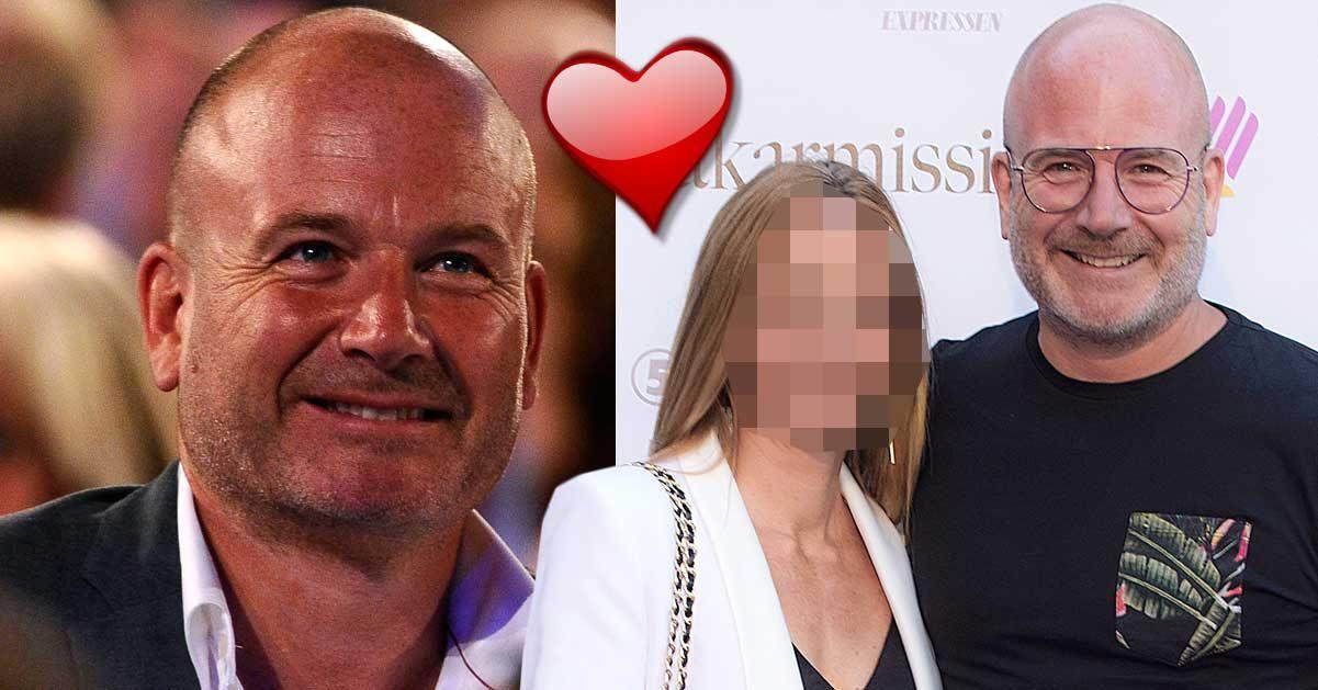 Efter skilsmässan från Kaspersen – TV4-profilen Hans Fahlén bekräftar nya kärleken