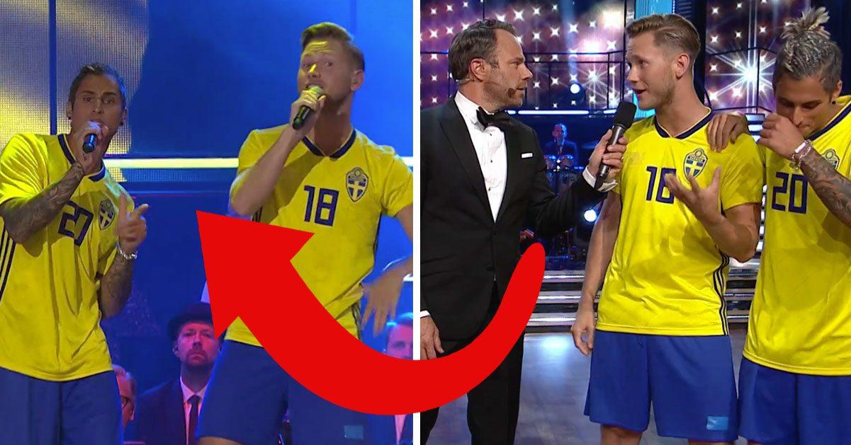 Missen i Let's dance som TV4-tittarna inte fick se – stoppade Samir och Viktor