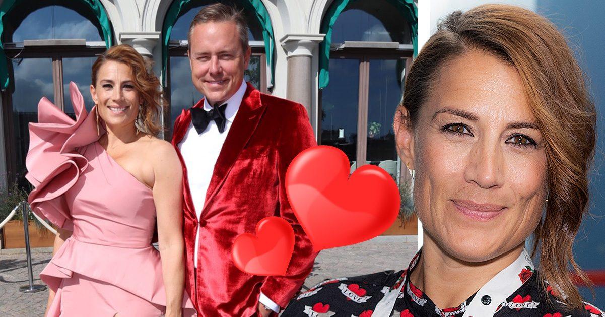 Jill Johnson visar upp nya kärleken Mattias Elg