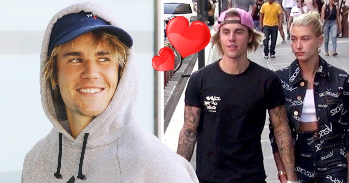 2bb6a9e7c339 Allt om Justin Bieber och Hailey Baldwins förlovning   Hänt.se