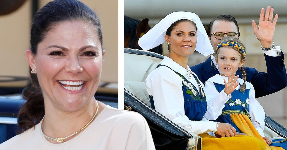 kronprinsessan victoria fyller år Hovexperten avslöjar – så firas Victoria privat på sin födelsedag  kronprinsessan victoria fyller år