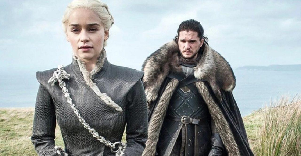 Game of Thrones teaser säsong 8