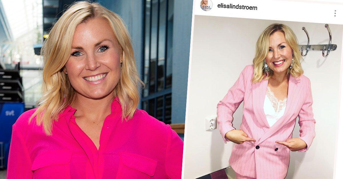 elisa lindström gravid