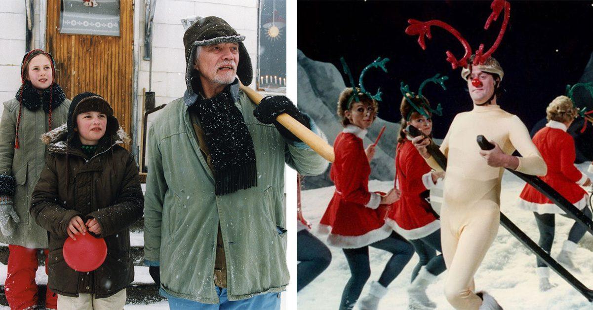 Julkalendrar från 1988-2018