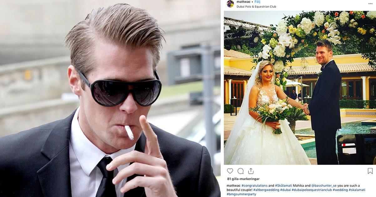 Efter tystnaden – Basshunters nya liv med hemliga frun Tina