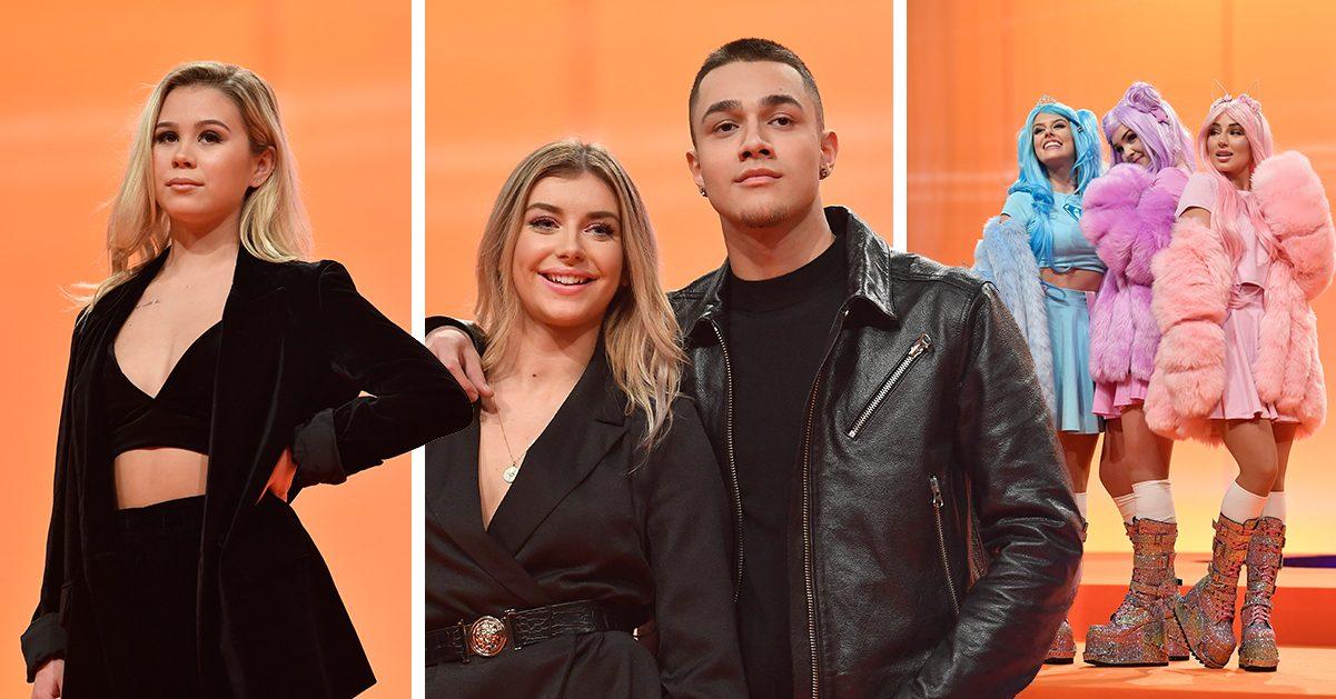 Här är alla tävlande i Melodifestivalen 2019