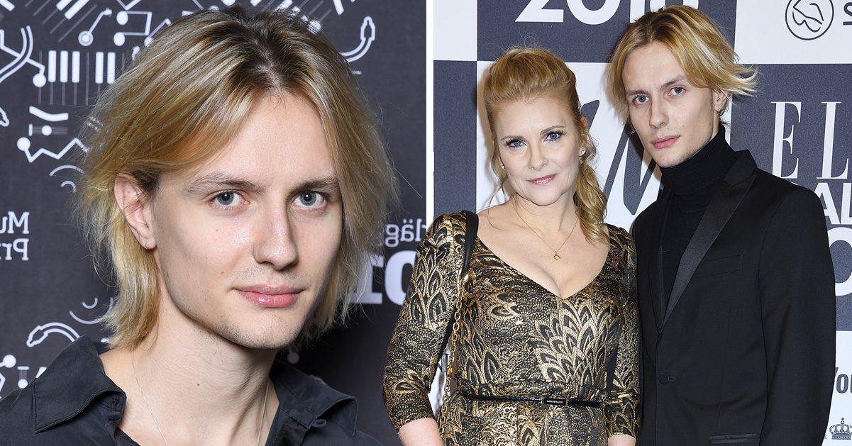 Oscar Enestad och Cecilia Dahlbom