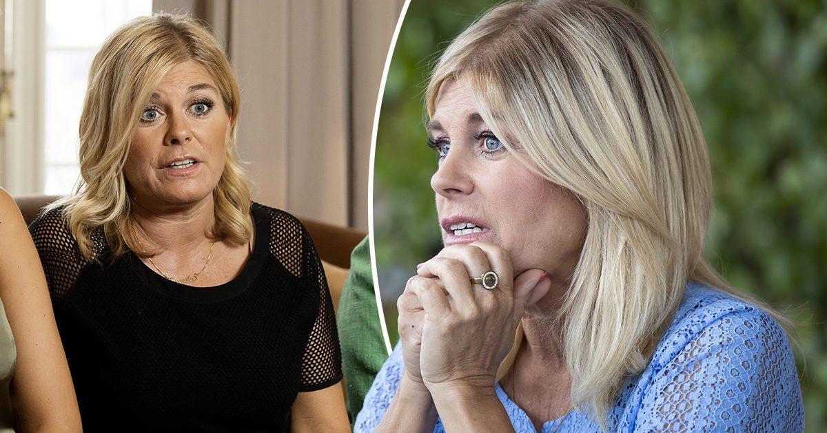 Pernilla Wahlgren om sitt nya liv
