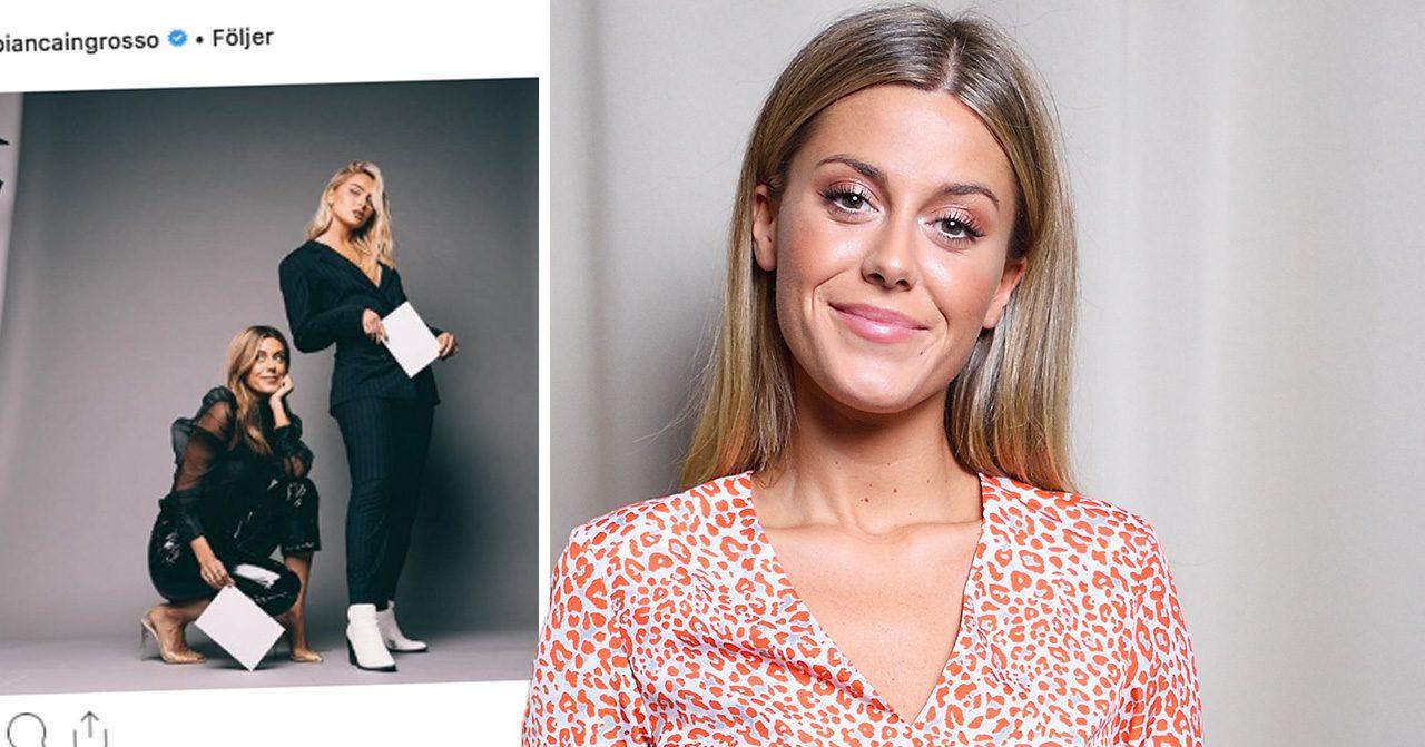 Bianca ingrossos nya jobb med Alice stenlöf