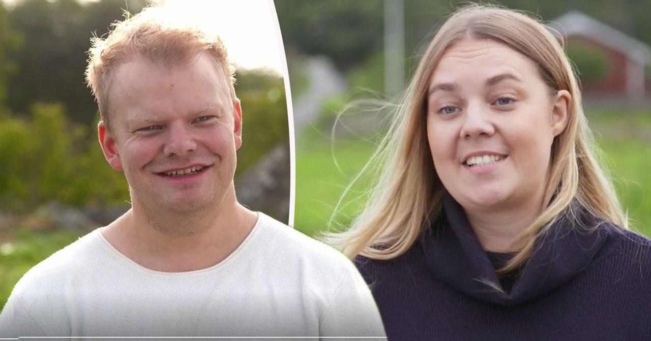 Per Solbergs och Sofies bebisbesked efter Bonde söker fru.