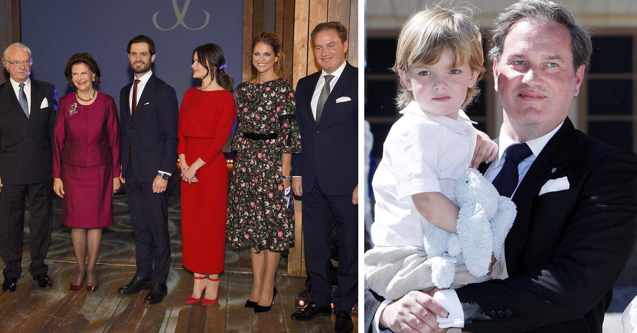 Hovet: Därför är Chris O'Neill inte med i SVT:s Året med kungafamiljen