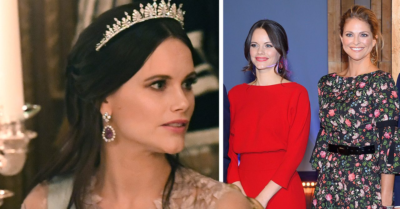 Prinsessan Sofia om situationen i kungafamiljen