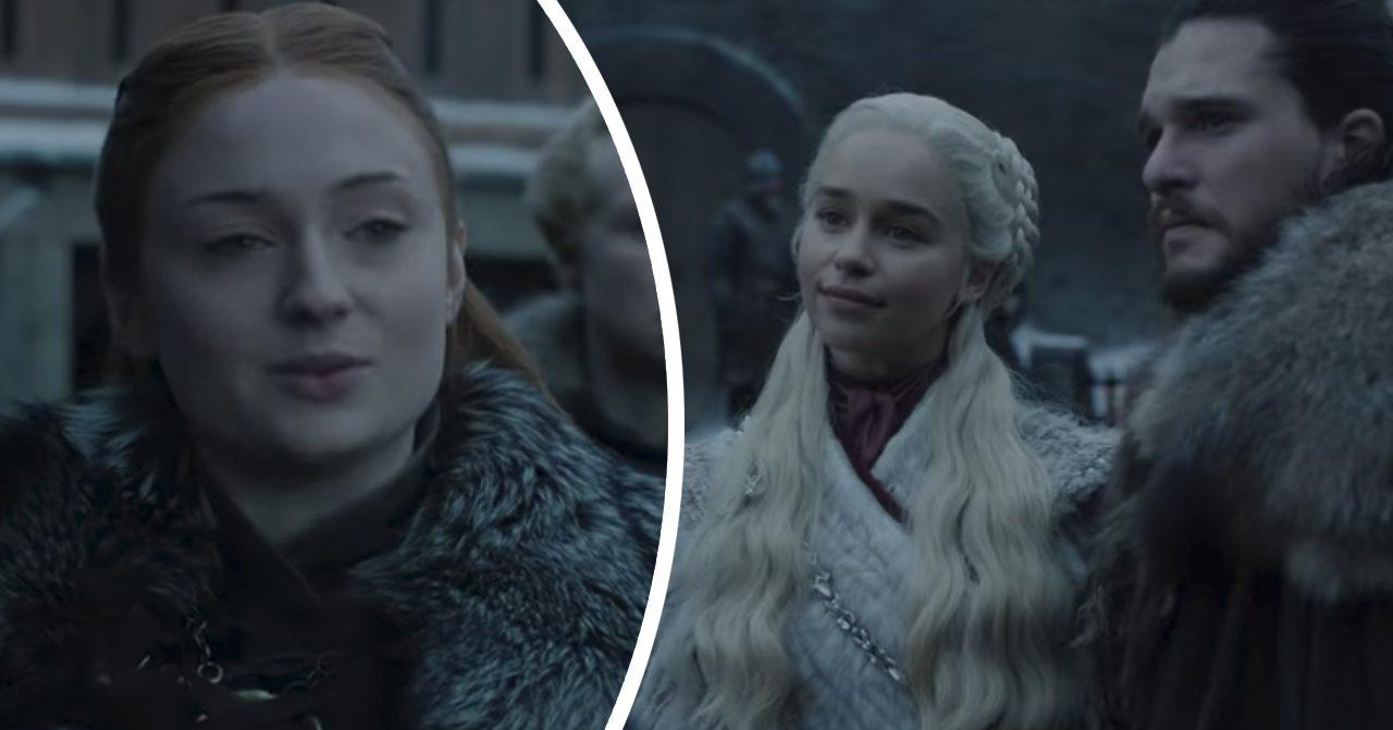 Första bilderna från HBO:s succéserie Game of Thrones säsong 8 är här.