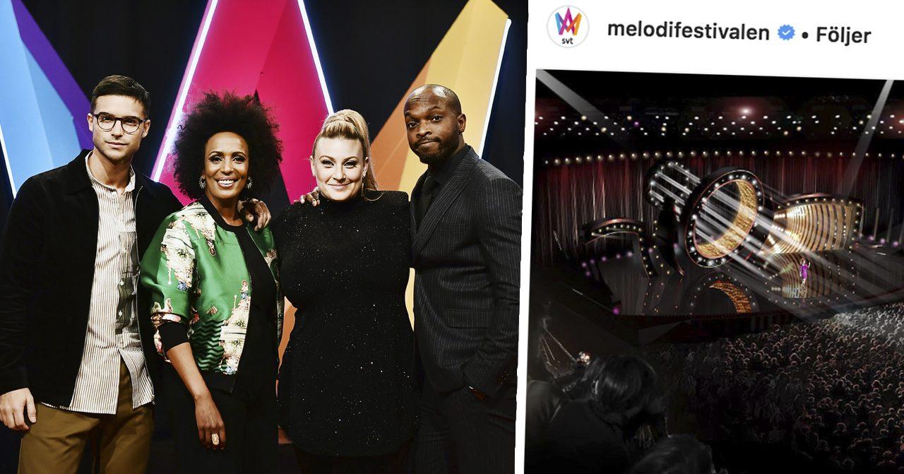 SVT ändrar Melodifestivalen-appen för att göra röstningen mer rättvis och  transparent. 3fa9a75f61860
