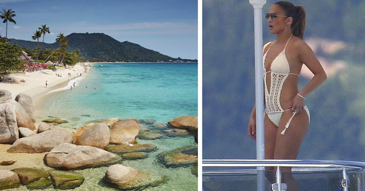 Thailand, Jennifer Lopez