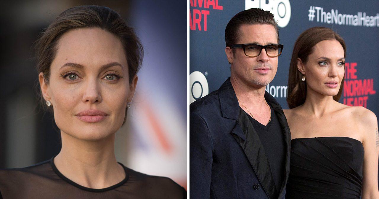 Angelina Jolie och Brad Pitt återförenas
