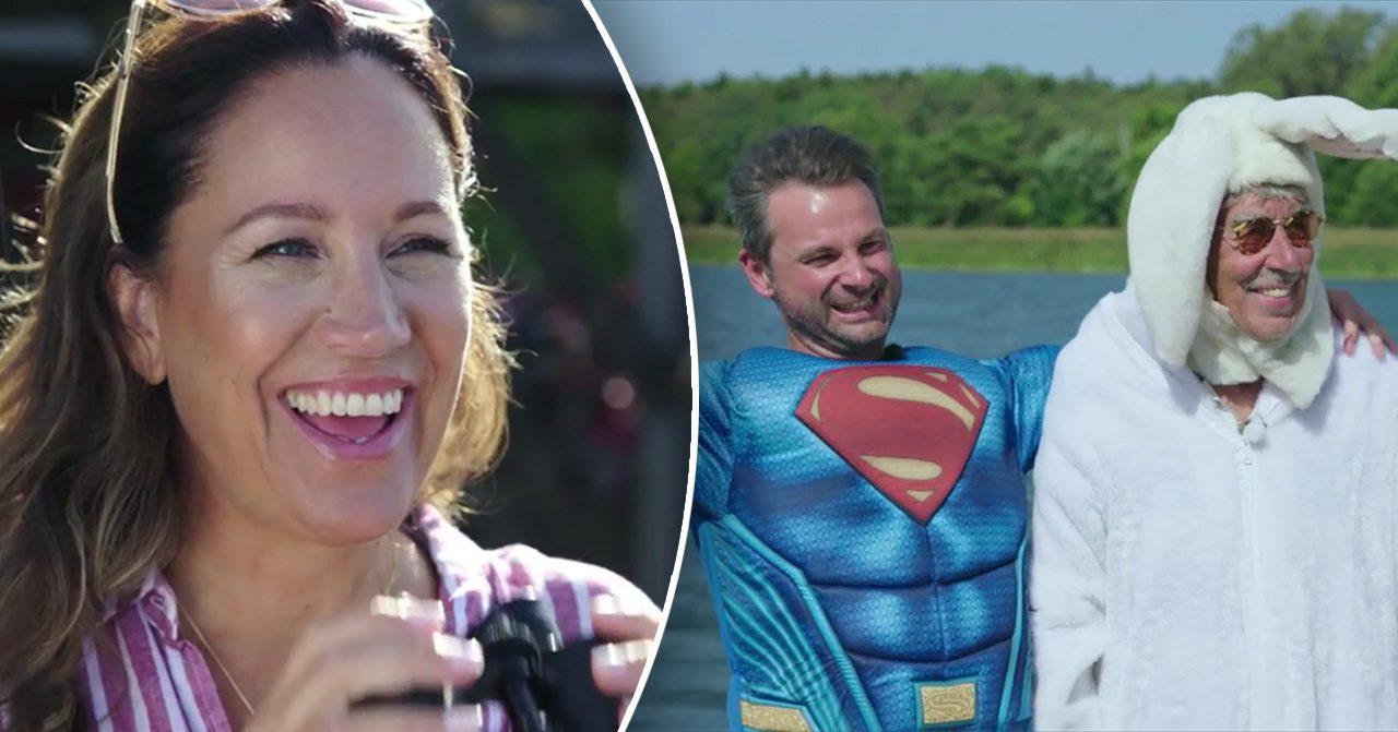 Renee Nyberg Bryter Ihop Efter Kuppen I Tv4 Orkar Inte Hant Se