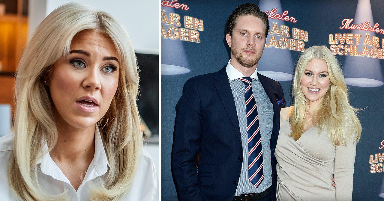 Isabella Löwengrip och Odd Spångberg är nu skilda