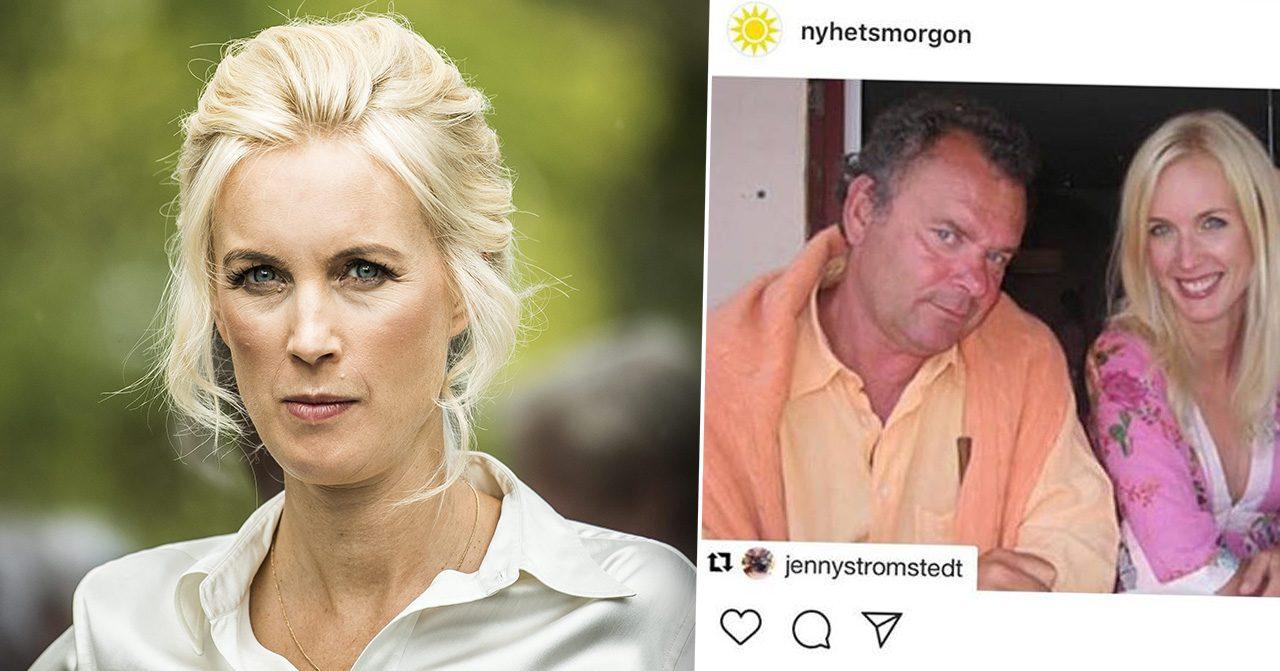 Jenny Strömstedt om framtiden i Nyhetsmorgon