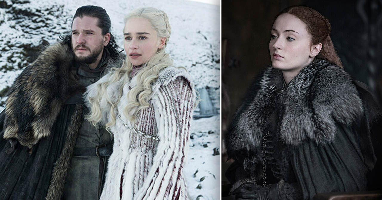 Bilder från Game of Thrones säsong 8 har släppts av HBO