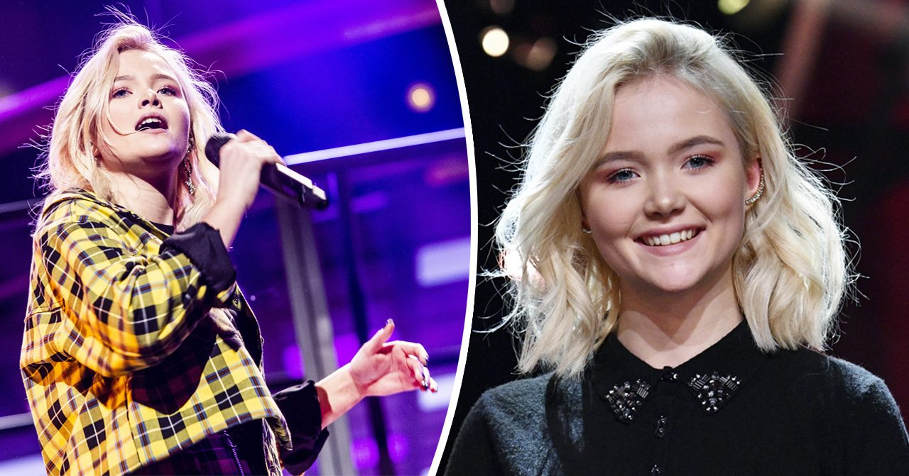 Malou Prytz i Melodifestivalen 2019