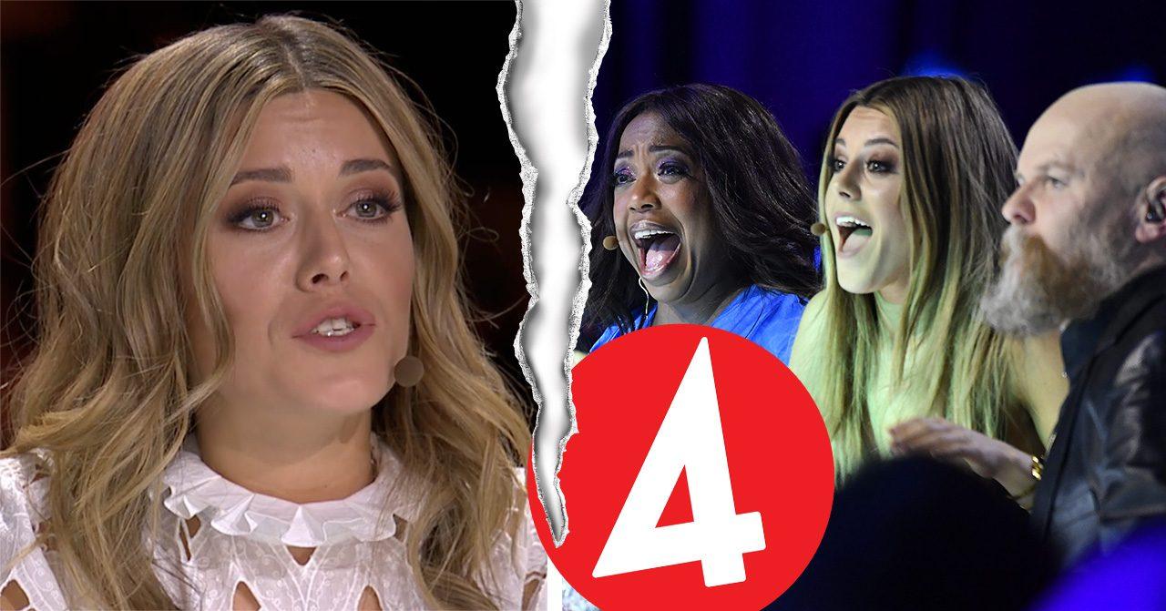 """Bianca Ingrosso om bråket med TV4: """"Jag skämdes"""""""